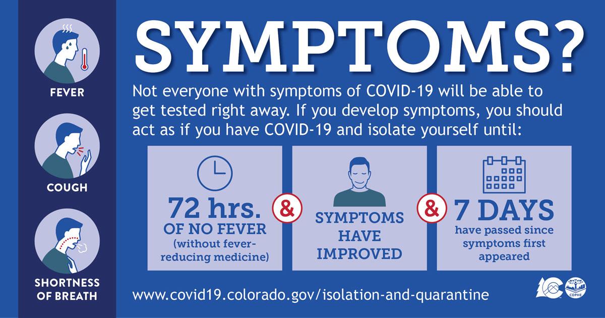 Covid 19 Health First Colorado